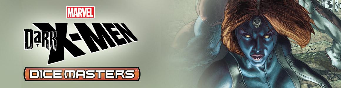 The Dice Coalition Wiki   Dark X-Men Team Pack