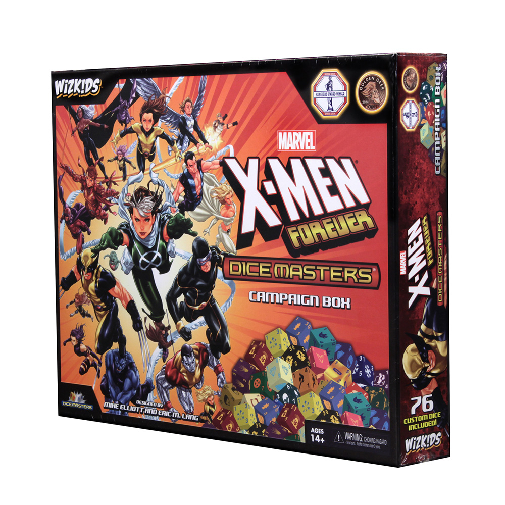 Dice Masters: X-Men Forever