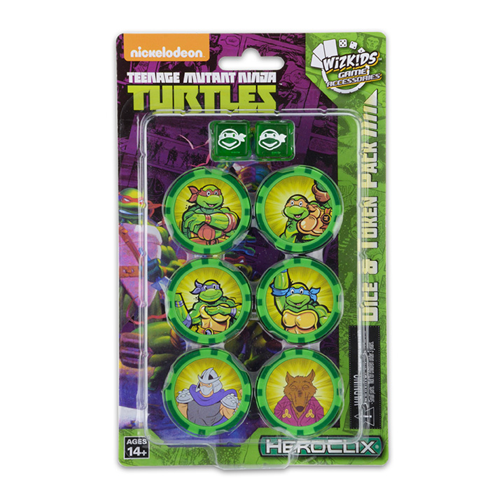 TMNT Heroes in a Half Shell | HeroClix