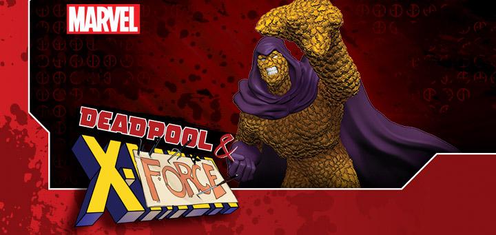 Marvel Heroclix Deadpool X Force Swarm Heroclix