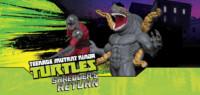 TMNT HeroClix: Shredder's Return - Shredder Clone & Shark Shredder