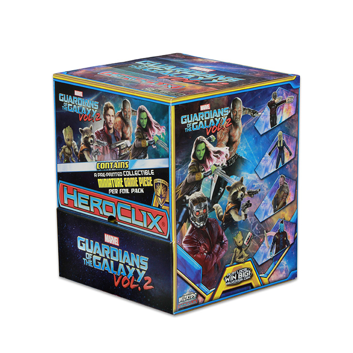 Guardians of the Galaxy V2  HeroClix