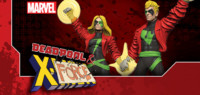 Marvel HeroClix: Deadpool & X-Force - Fenris