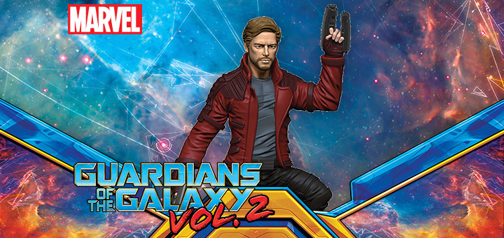 Marvel HeroClix Guardians Of The Galaxy V2 Star Lord