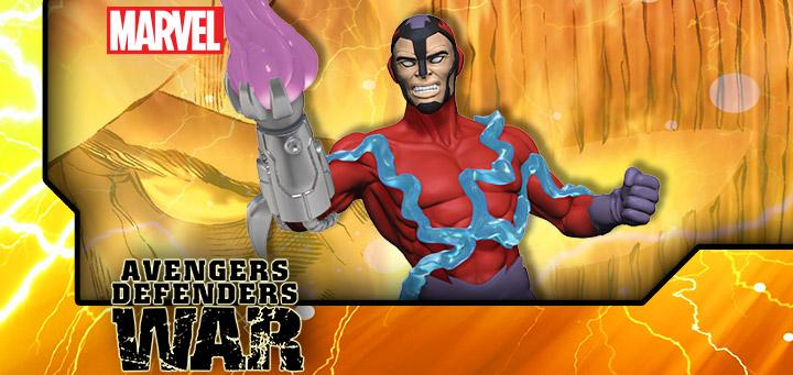 Marvel HeroClix: Avengers/Defenders War - Klaw
