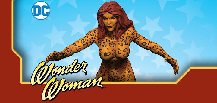 Dc Heroclix Wonder Woman Cheetah Heroclix