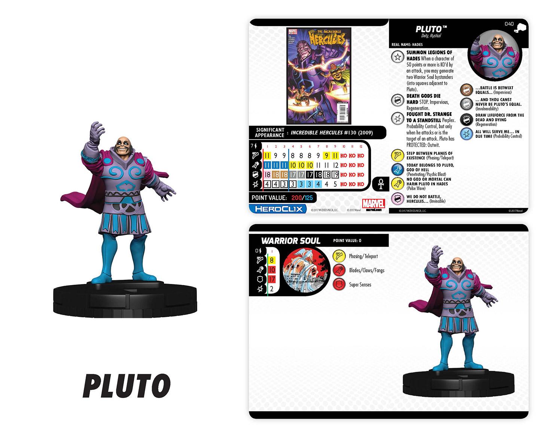 JENNIFER WALTERS, She-Hulk HULK 020 The Mighty Thor Marvel Heroclix