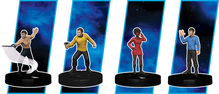 Image result for star trek away team heroclix
