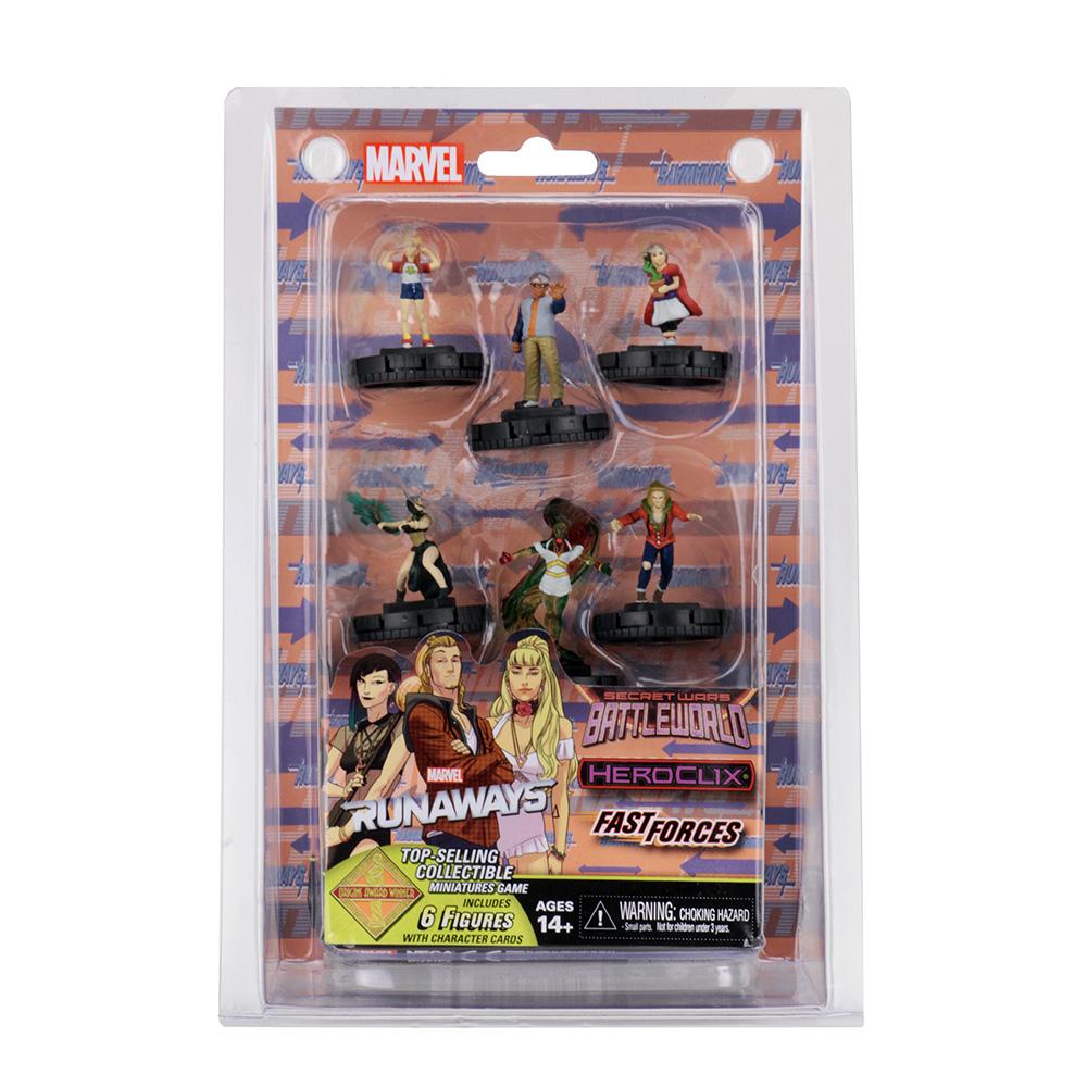 Super Rare M//NM with Card Marvel Secret Wars 053 Battleworld HeroClix Doc Ock