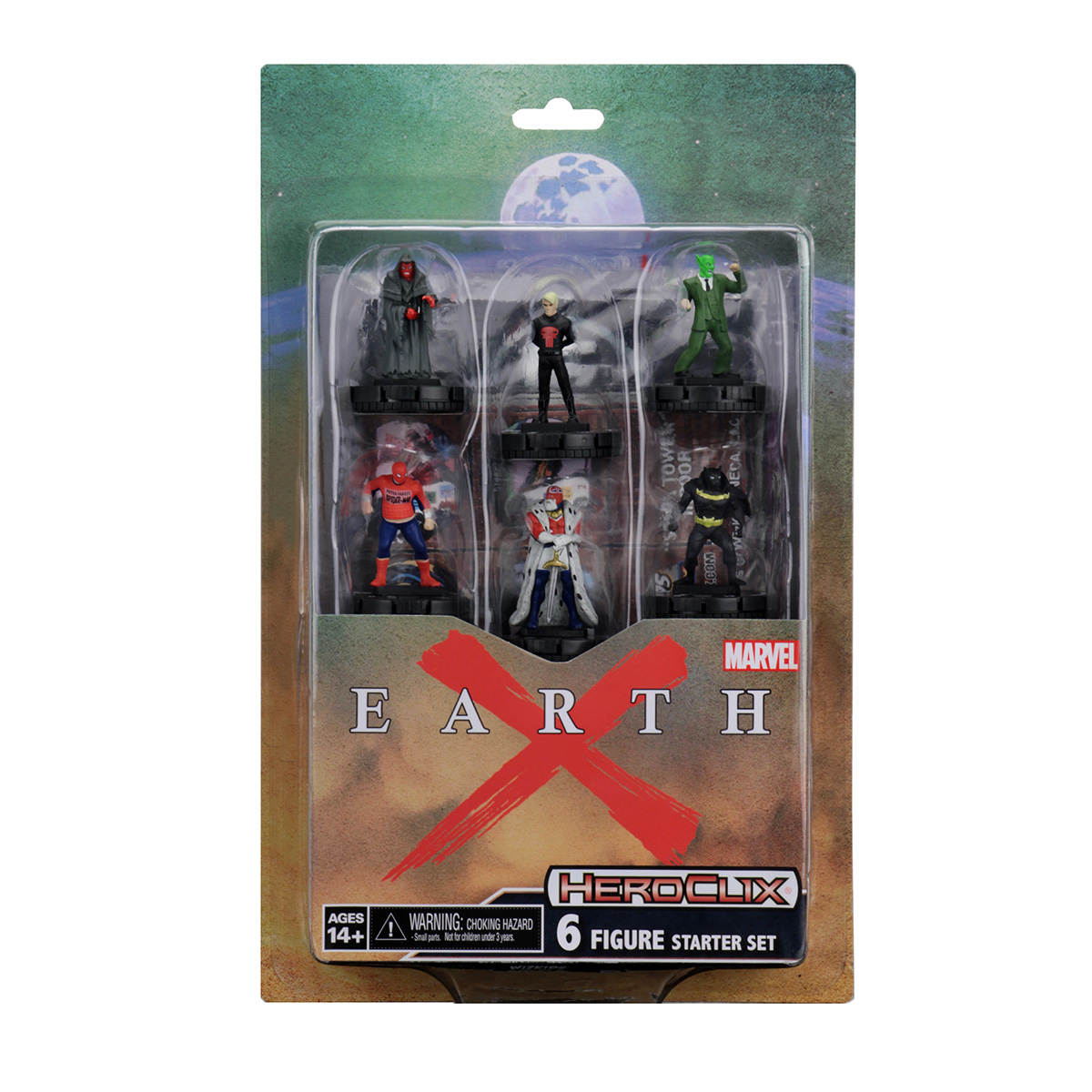 Marvel HeroClix: Earth X