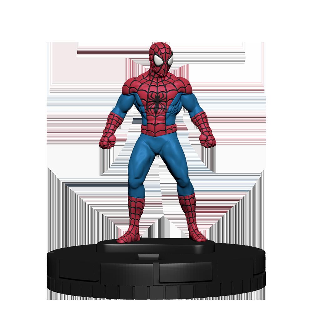 Marvel Heroclix Web of Spider-Man Warpath Uncommon 028