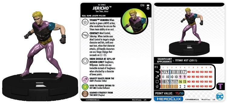 DC Comics HeroClix: DC Rebirth Previews! | HeroClix