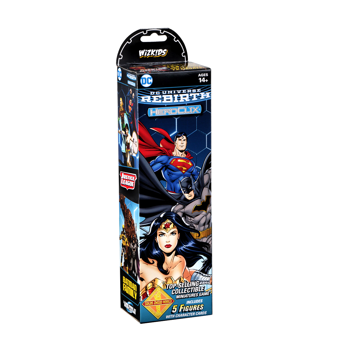 DC Rebirth Blister Pack