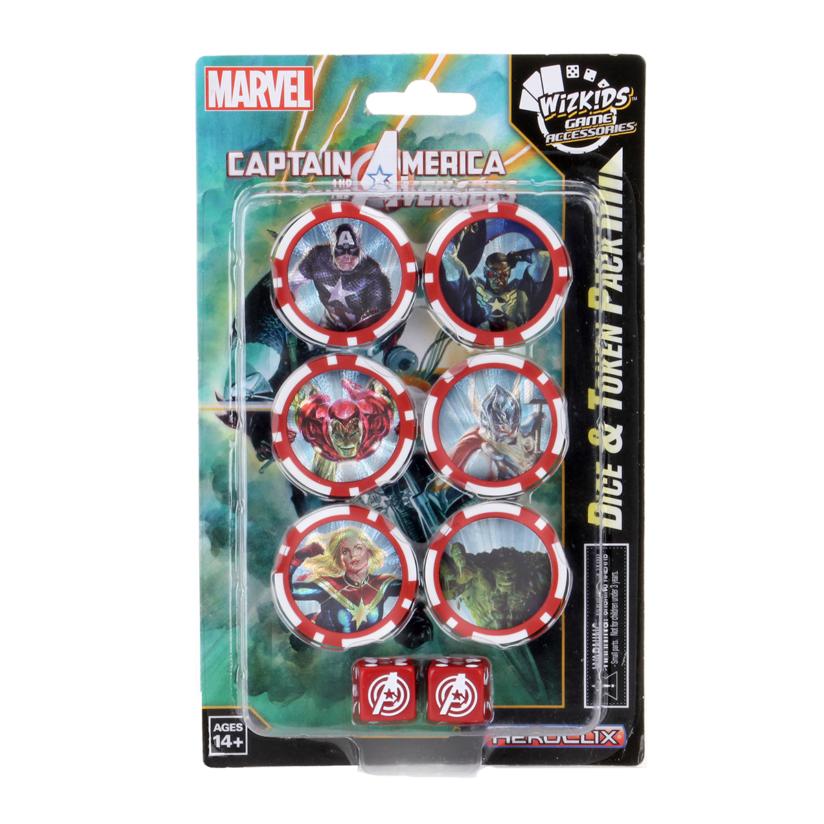 Heroclix Captain America and The Avengers set Industrial Spy #011 Common w//card!