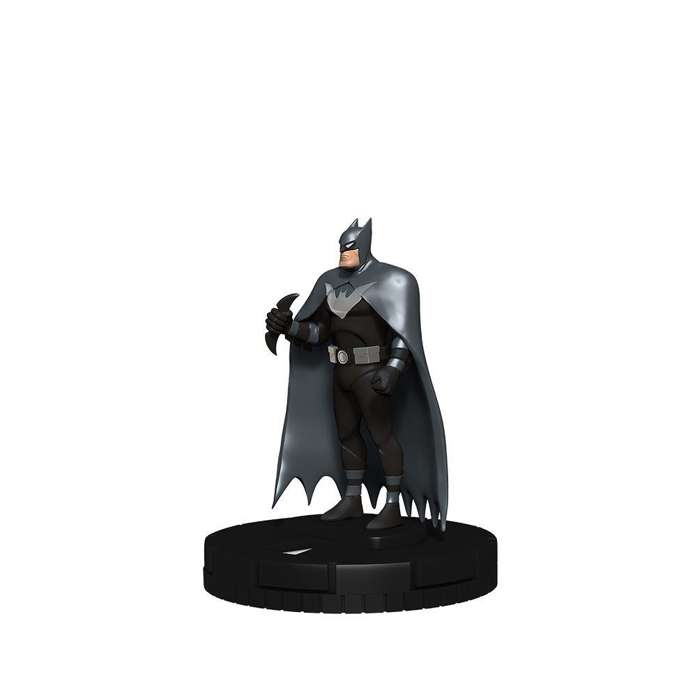 Batman #005a DC HeroClix Justice League Unlimited