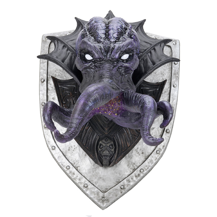 Dungeons Amp Dragons Mind Flayer Trophy Plaque Wizkids