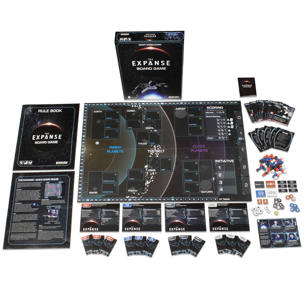 The Expanse Wizkids