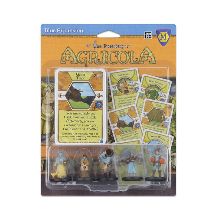 Blue: Agricola Game Expansion -  WizKids