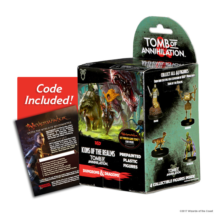 D&D Icons of the Realms ToA | WizKids