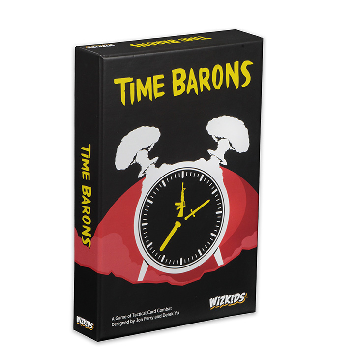 Time Barons -  WizKids