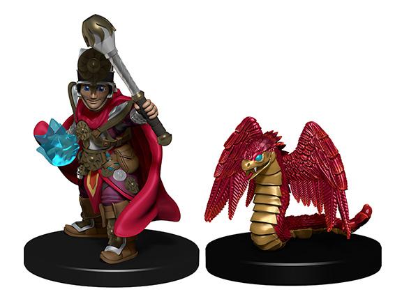 WizKids Announces New Pre-Painted Miniatures Line Consisting of