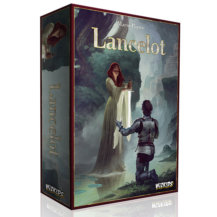 Image result for Lancelot board game