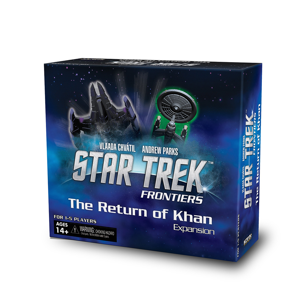 Image result for Star Trek Frontiers: The Return of Khan
