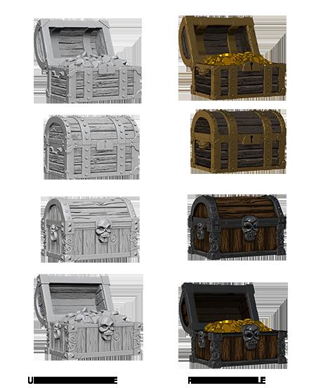 Making Gloomhaven Treasure Chests 1
