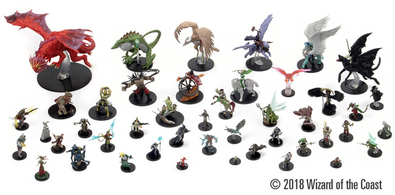 Used d&d miniatures for sale