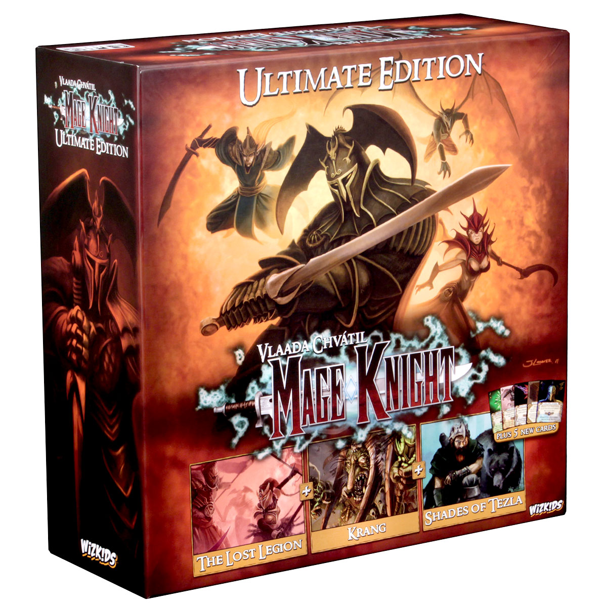 Mage Knight Ultimate Edition Wizkids