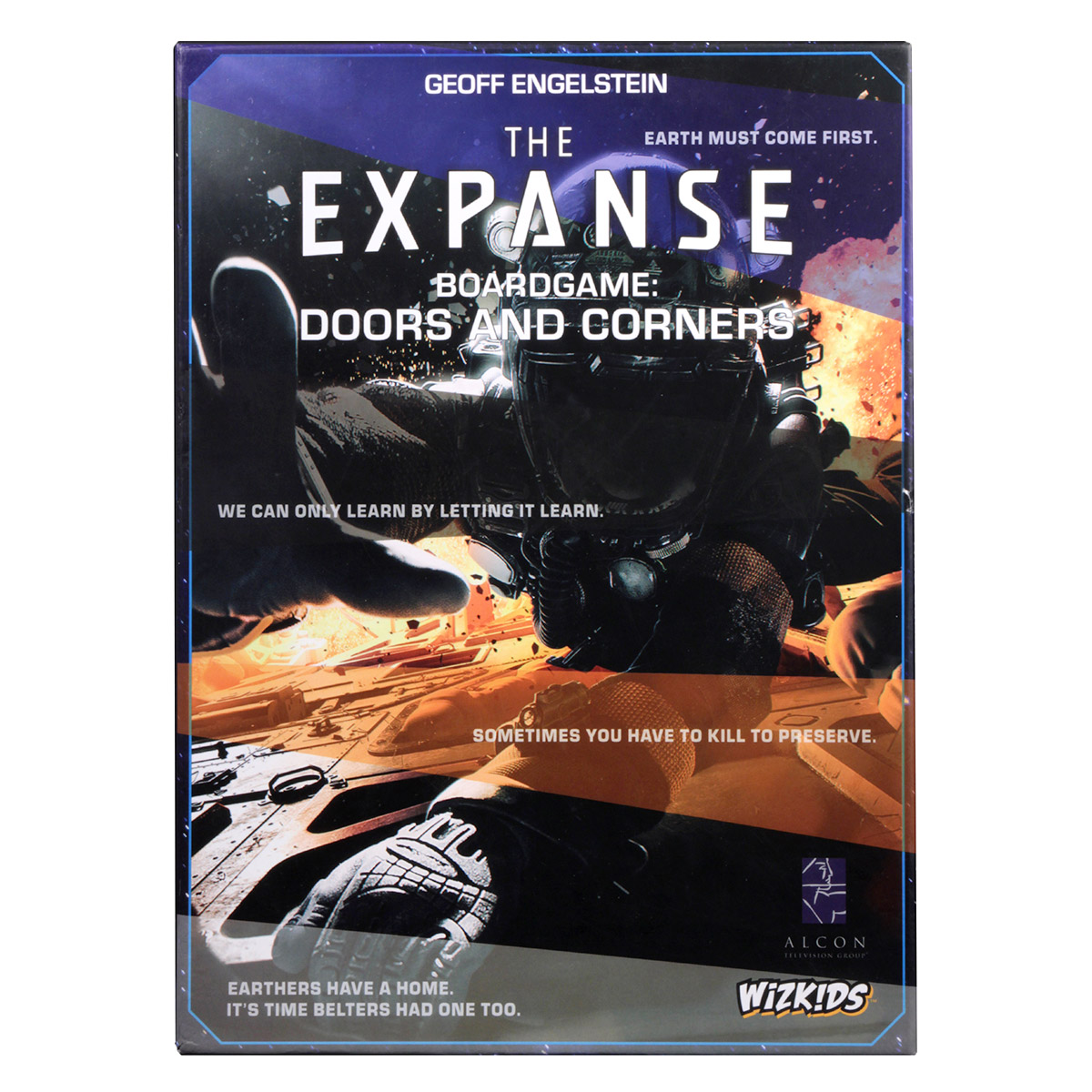 Doors and Corners Expansion The Expanse Board Game