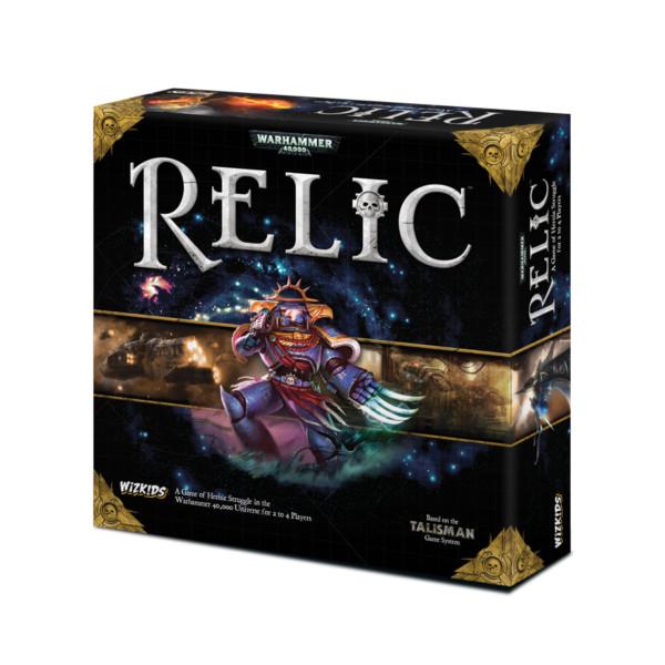 Relic: Warhammer 40,000: Standard Edition - Wiz Kids LLC