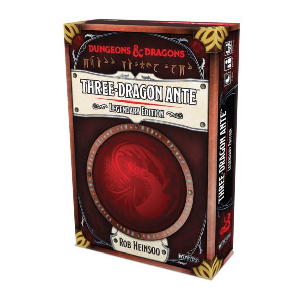 Three-Dragon Ante, Legendary Edition