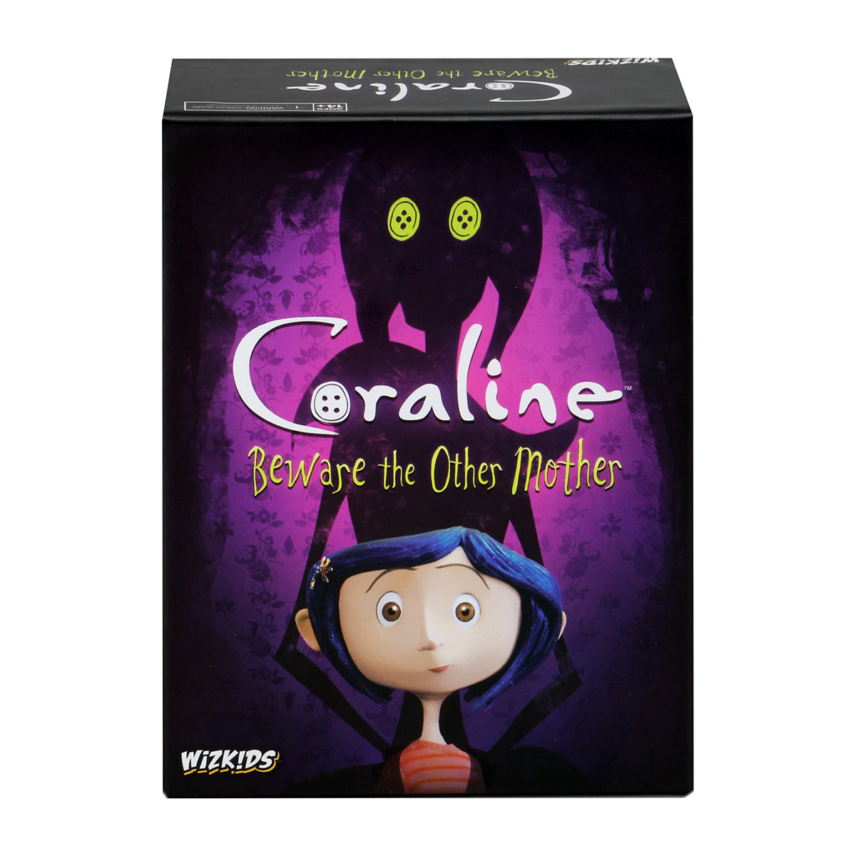 Coraline Beware The Other Mother Wizkids