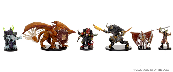 D D Icons Of The Realms Figure Pack Descent Into Avernus Arkhan The Cruel And The Dark Order Wizkids Contains 1 arkhan the cruel miniature (2 resin pieces). d d icons of the realms figure pack