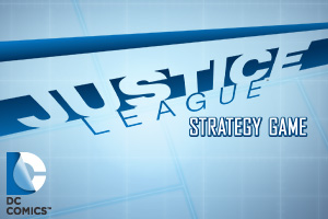 DC Comics Justice League Strategy Game