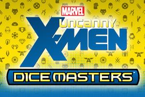 Marvel Dice Masters: Uncanny X-Men