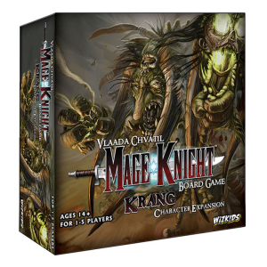 Mage Knight Board Game Krang Character Expansion