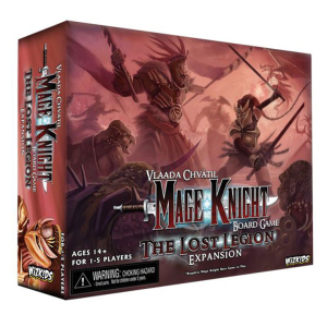 Mage Knight Lost Legion Expansion Pack