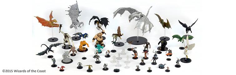 d d icons of the realms elemental evil wizkids